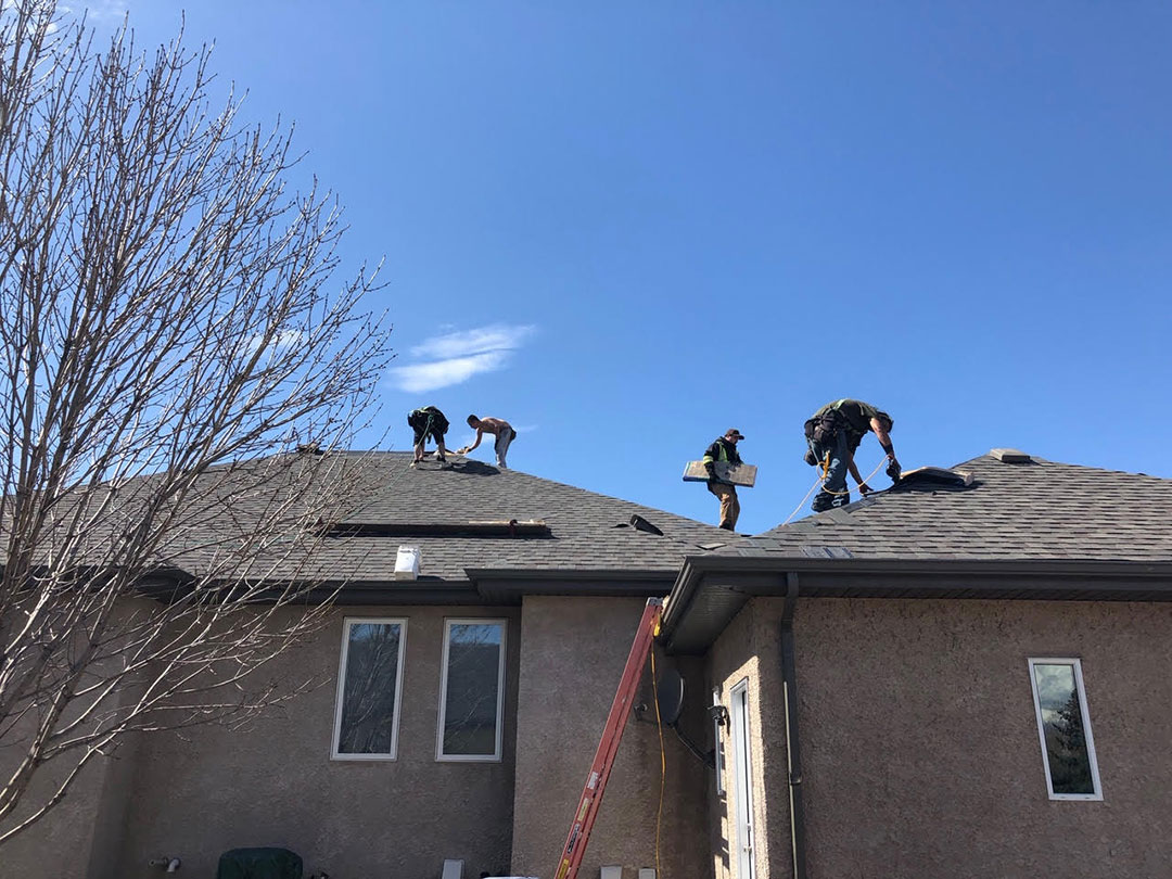 2019 Roof installation