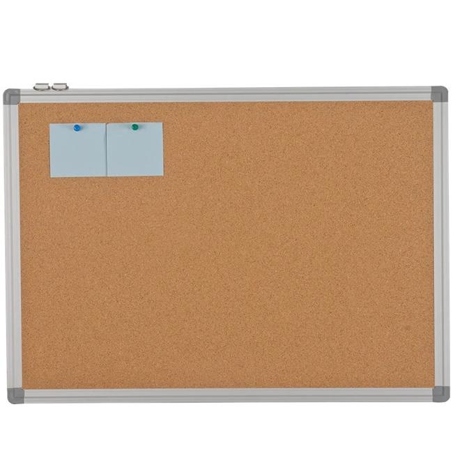 Aluminium Frame Wall Mounted Corkboard