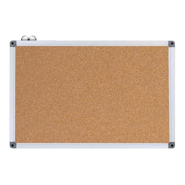 Classic Hanging Aluminium Frame Bulletin Cork Boards