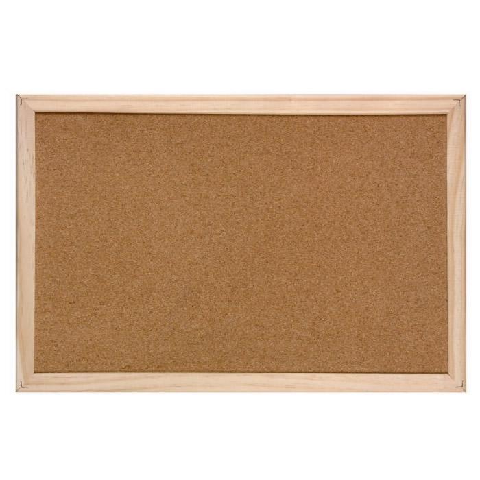 OEM, ODM Single Side Soft Cork Board Bulletin Board