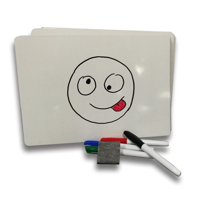 Double Side Kids Whiteboard