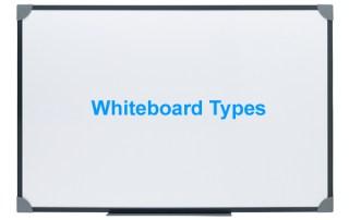 Whiteboard Types