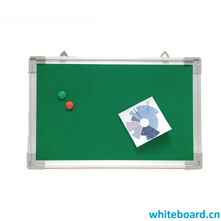 Horizontal Pin Board Green Color