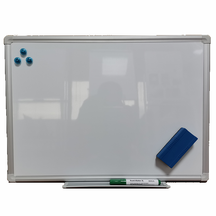 U-type Aluminum Trim Dry Erase White Board for Education