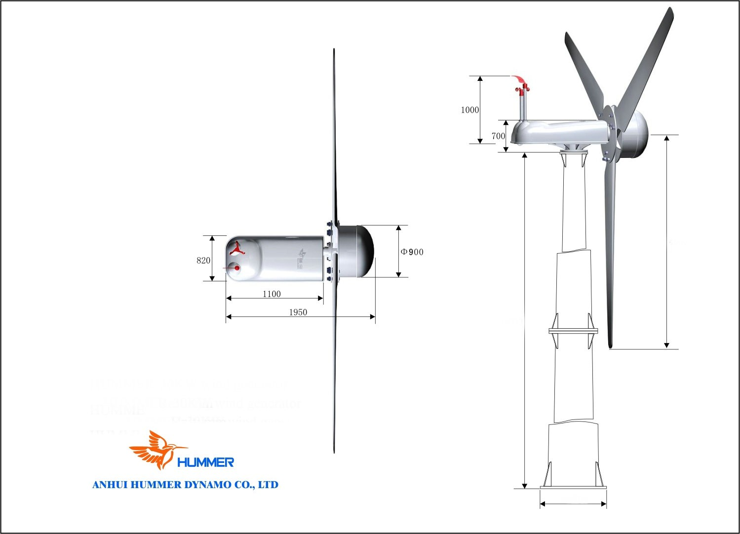 30kw Wind Turbine Cost From China Manufacturer Amp Suppliers