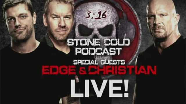 Watch WWE Stone Cold Podcast with  Edge and Christian Full Show Online Free