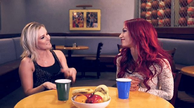 Watch WWE Unfiltered with Renee Young S01 E18 Sasha Banks Full Show Online