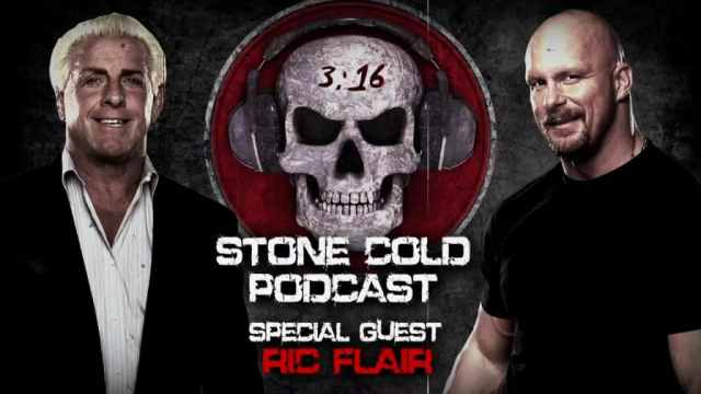 Watch WWE Stone Cold Podcast With Ric Flair 1/11/2016 Full Show Online Free