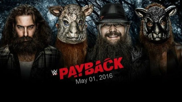 Watch WWE Payback 2016 Full Show Online Free Livestream