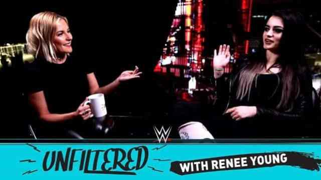 Watch WWE Unfiltered with Renee Young Season 2 Episode 4 Paige