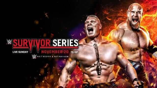 Watch WWE Survivor Series 2016 11/20/2016 Full Show Online Free