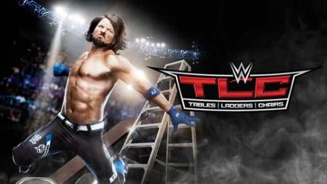 Watch WWE TLC 2016: Tables, Ladders & Chairs 12/4/2016 Full Show Online Free