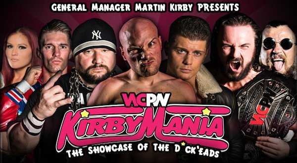 Watch WCPW KirbyMania 1/15/2017 Full Show Online Free