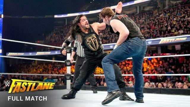 Fastlane 2016: Reigns vs. Ambrose vs. Lesnar – Winner faces Triple H at WrestleMania