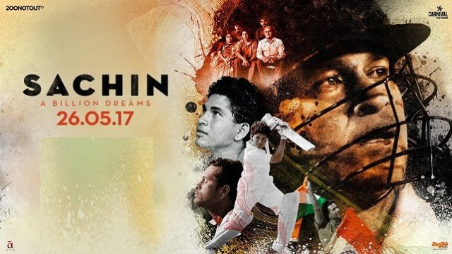 Watch Sachin A Billion Dreams (2017) Online Free Full Movie HD Download