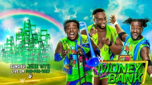 Watch WWE Money in the Bank 6/18/2017 Full Show Online Free
