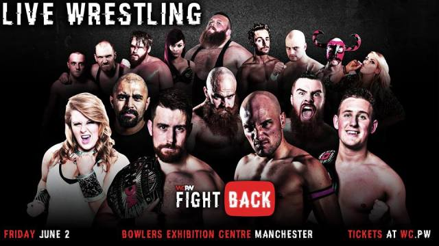 Watch WCPW Fightback 2017 6/2/2017 Full Show Online Free
