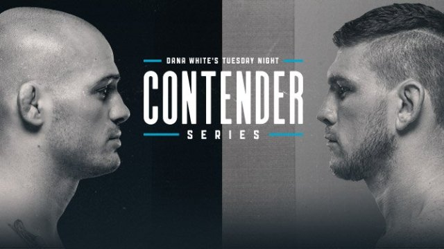 Watch Dana White's Tuesday Night Contender Series S01E07 Full Show Online Free