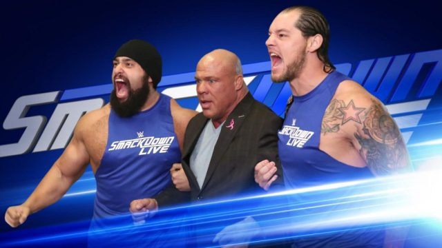 Watch WWE SmackDown Live 10/24/2017 Full Show Online Free