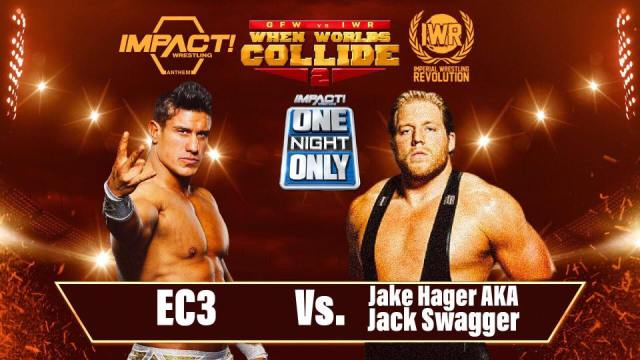 Watch GFW One Night Only When Worlds Collide PPV Oklahoma 2018 Full Show Online Free