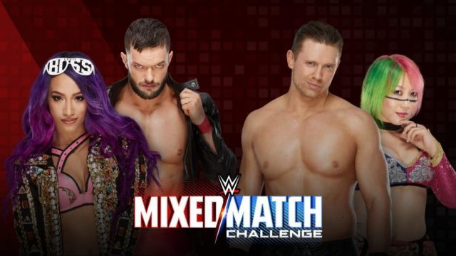 Watch WWE Mixed Match Challenge S01E07 2/27/2018 Full Show Online Free