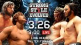 Watch NJPW Strong Style Evolved 2018 3/25/2018 Full Show Online Free