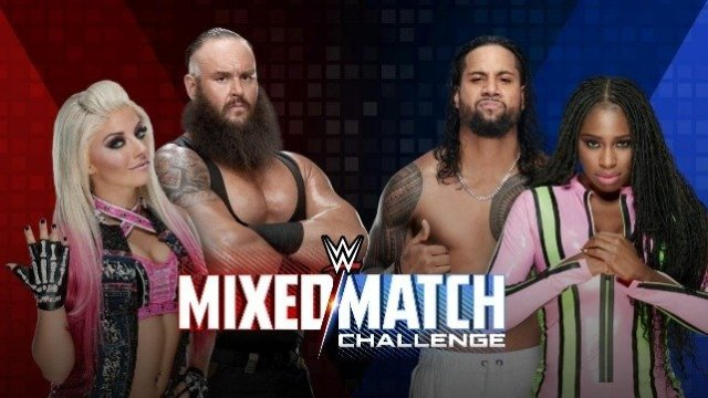 Watch WWE Mixed Match Challenge S01E08 3/6/2018 Full Show Online Free