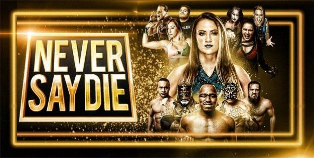 Watch AAW Never Say Die 2018 4/13/2018 Full Show Online Free