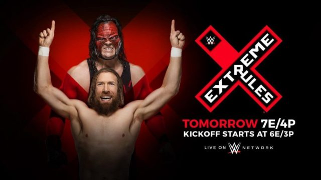 Watch WWE Extreme Rules 7/15/2018 Full Show Online Free