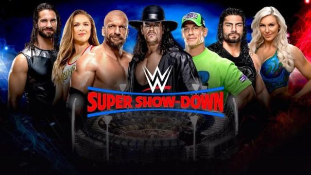 Watch WWE Super Show-Down 10/6/2018 Full Show Online Free