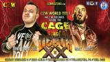 Watch CZW Cage of Death XX 12/9/2018 Full Show Online Free