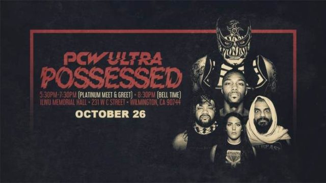 Watch PCW Ultra Possessed 10/26/2018 Full Show Online Free