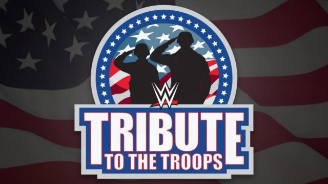 Watch WWE Tribute to the Troops 12/20/2018 Full Show Online Free