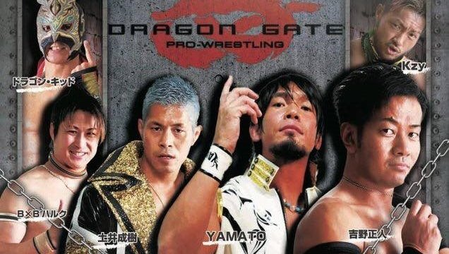 Watch Dragon Gate: Open New Year Gate 2019 Day 2 1/13/2019 Full Show Online Free