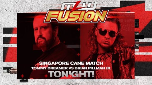 Watch MLW Fusion 1/12/2019 Episode 39 Full Show Online Free
