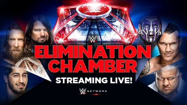 Watch WWE Elimination Chamber 2019 Full Show Online Free