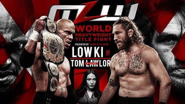 Watch MLW SuperFight: Low Ki vs. Tom Lawlor 2/2/2019 Full Show Online Free