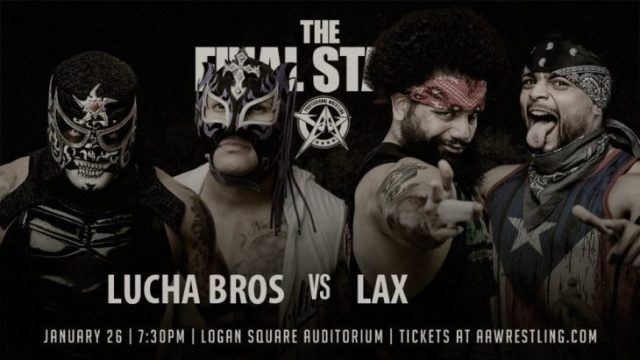 Watch AAW The Final Stand 1/26/2019 Full Show Online Free