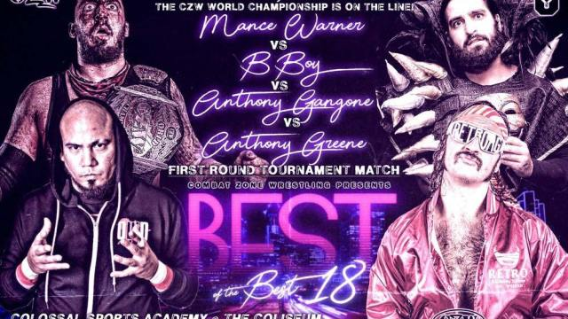 Watch CZW Best Of The Best 18 4/13/2019 Full Show Online Free