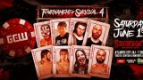 Watch GCW Tournament of Death Survival 4 6/1/2019 Full Show Online Free