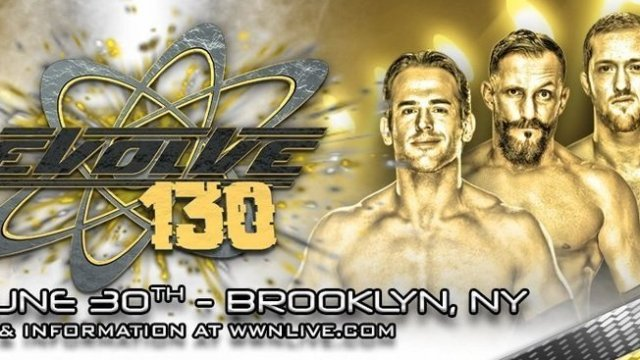 Watch Evolve Wrestling 130 iPPV 6/30/2019 Full Show Online Free