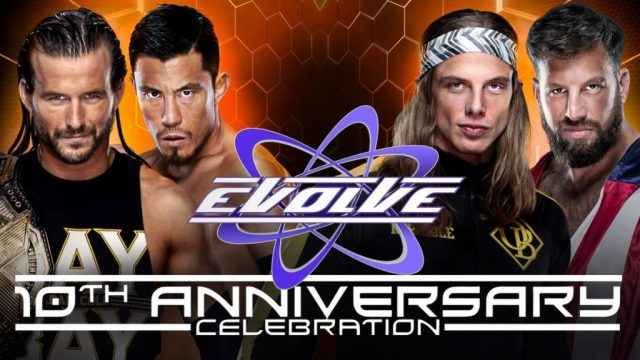 Watch Evolve 10th Anniversary Special 7/13/2019 Full Show Online Free