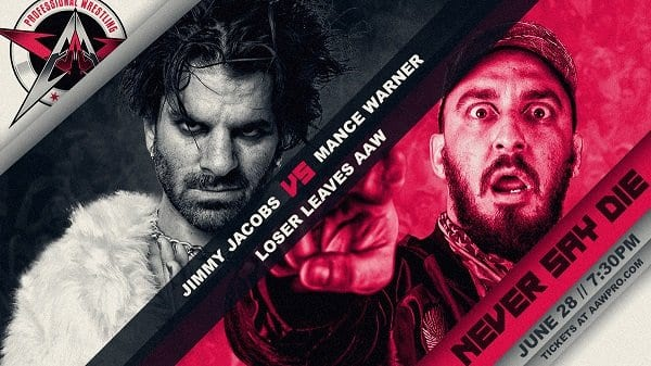 Watch AAW Never Say Die 6/28/2019 Full Show Online Free