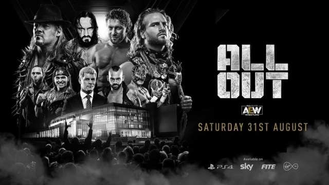 Watch AEW All Out 8/31/2019 PPV Full Show Online Free
