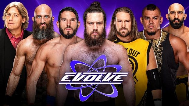 Watch Evolve Wrestling 138 10/12/2019 Full Show Online Free