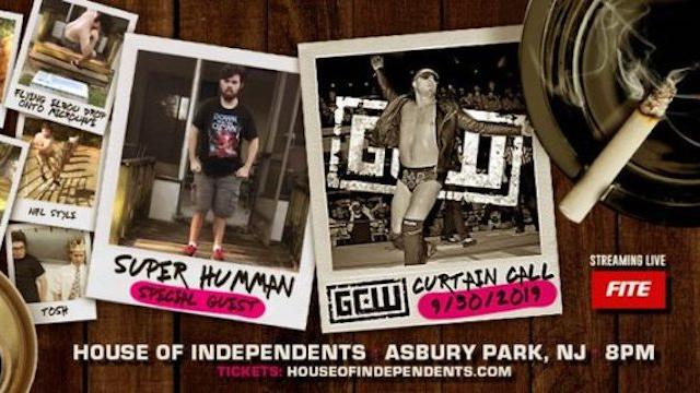 Watch GCW: Curtain Call (Farewell to Joey Janela) Full Show Online Free