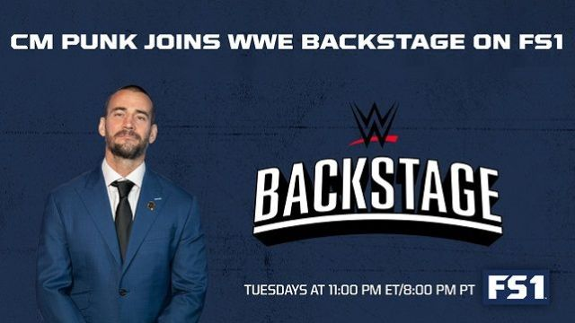 Watch WWE Backstage 11/19/2019 Full Show Online Free