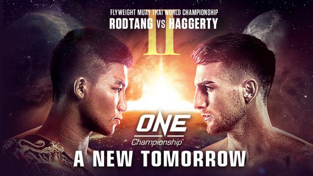 Watch ONE Championship: A New Tomorrow 1/10/2020 Full Show Online Free