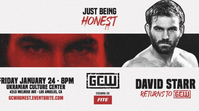Watch GCW: Just Being Honest 1/24/2020 Full Show Online Free