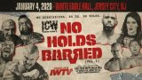 Watch ICW New York: No Holds Barred, Vol. 1 Full Show Online Free
